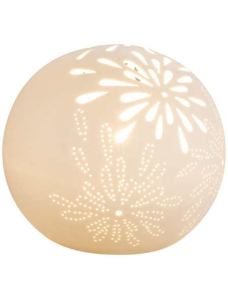 GLOBO Tischleuchte »SUBARA«, H: 19 cm, E14 , ohne Leuchtmittel in