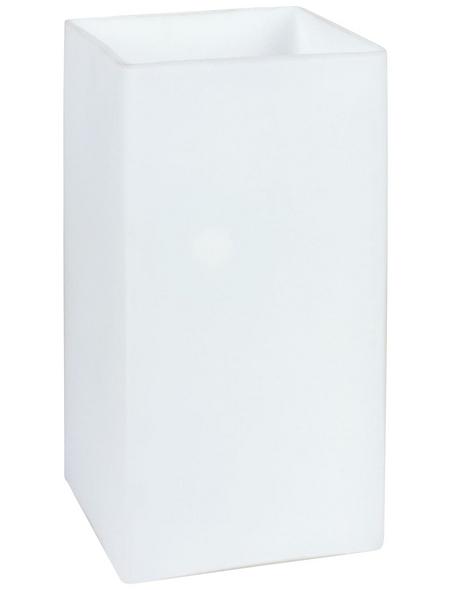 PAULMANN Tischleuchte »Vilma« opalfarben mit 40 W, H: 20 cm, E14 ohne Leuchtmittel