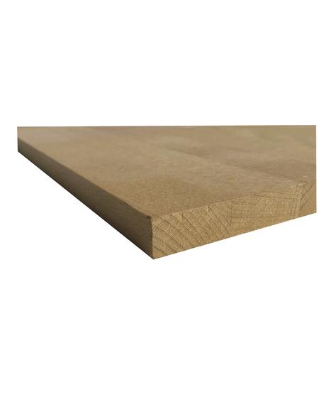 Jürgens Holzprodukte GmbH Tischplatte, buchenfarben, Stärke: 28 mm