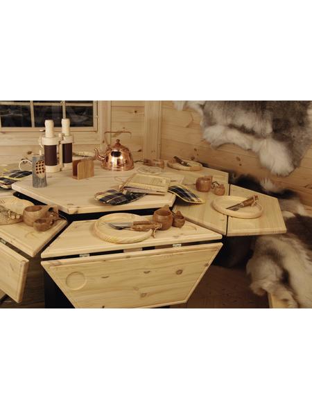 WOLFF Tischplatte, BxT: 0 x cm, Kiefernholz