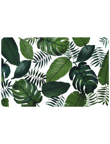 Tischset »Rio«, rechteckig, BxL: 29 x 44 cm, Polypropylen (PP), grün