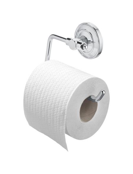 TIGER Toilettenpapierhalter »Dante«, chromfarben
