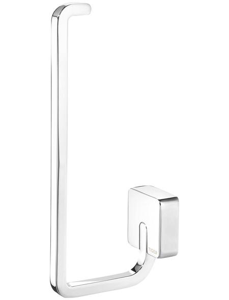 TIGER Toilettenpapierhalter »Impuls«, BxHxT: 4,8 x 22,5 x 9,8 cm, chromfarben