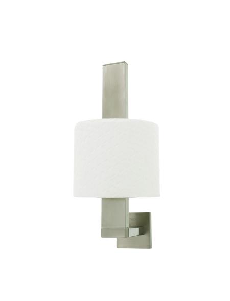 TIGER Toilettenpapierhalter »Items«, BxHxT: 5 x 25,5 x 8 cm, edelstahlfarben
