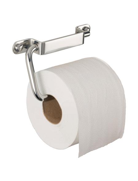 HACEKA Toilettenpapierhalter »Ixi«, chromfarben