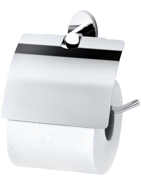 FACKELMANN Toilettenpapierhalter »Taris«, chromfarben