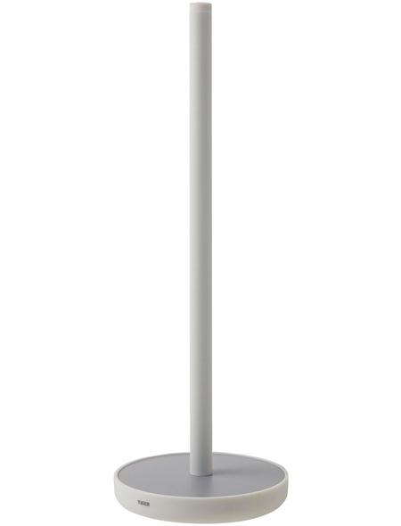 TIGER Toilettenpapierhalter »Urban«, BxHxT: 12,5 x 36 x 12,5 cm, weiß