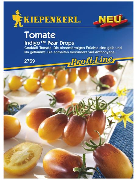 KIEPENKERL Tomate (Cherry-Tomate) Solanum lycopersicum »IndigoTM Pear Drops«