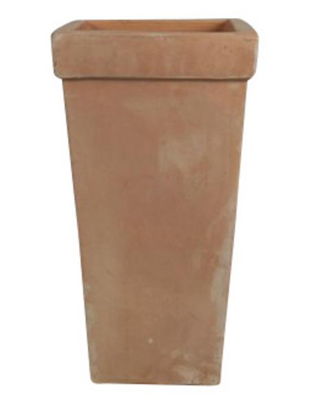 Topf »Bella«, Breite: 26 cm, terrakottafarben, Keramik