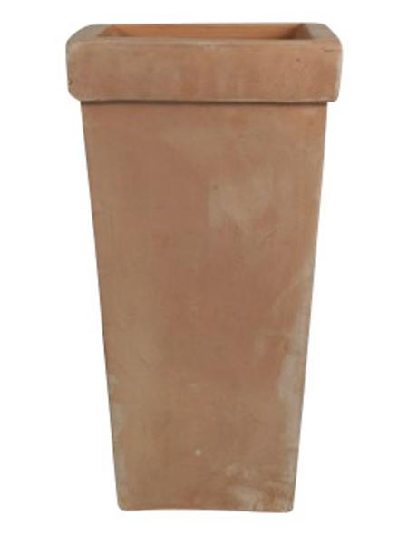 Topf »Bella«, Breite: 36 cm, terrakottafarben, Keramik