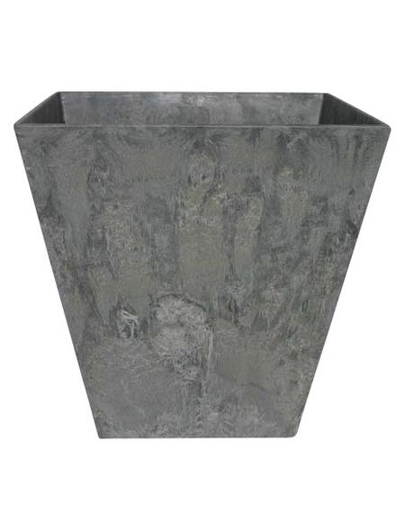 ARTSTONE Topf »Ella«, Breite: 45 cm, grau, Kunststoff