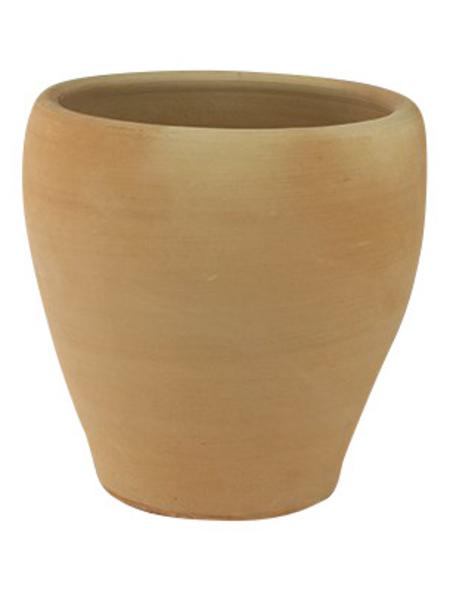 Topf »Tom«, Breite: 21 cm, terrakottafarben, Keramik