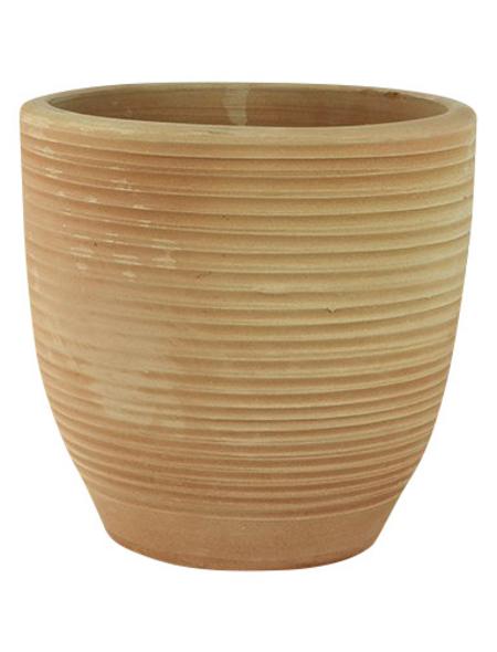 Topf »Tom«, Breite: 36 cm, terrakottafarben, Keramik