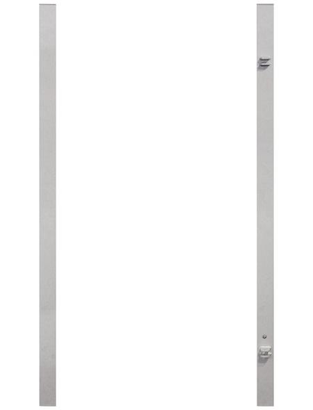 TraumGarten Torpfosten, Metall, BxLxT: 8 x 105 x 8 cm