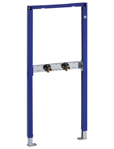 GEBERIT Trageelement »Duofix«, BxHxT: 500 x 1120 x 70 mm, blau
