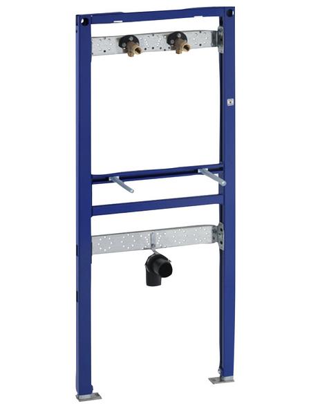 GEBERIT Trageelement »Duofix«, BxHxT: 500 x 130 x 75 mm, blau