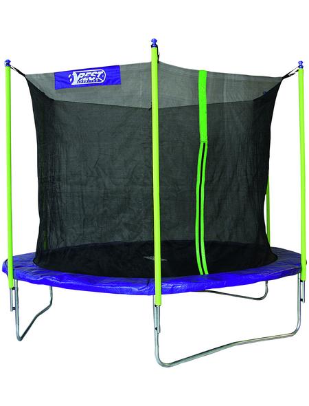 BEST SPORTING Trampolin »Sports 305«, grün/blau, 150kg