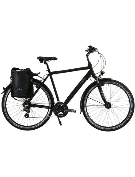 HAWK Trekkingrad »Premium Plus«, 28 Zoll, 24-Gang, Herren