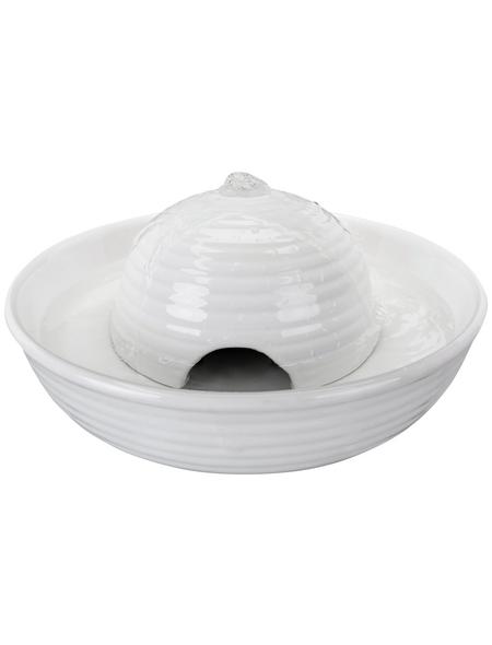 TRIXIE Trinkbrunnen Keramik, Vital Flow Mini 0,8 l