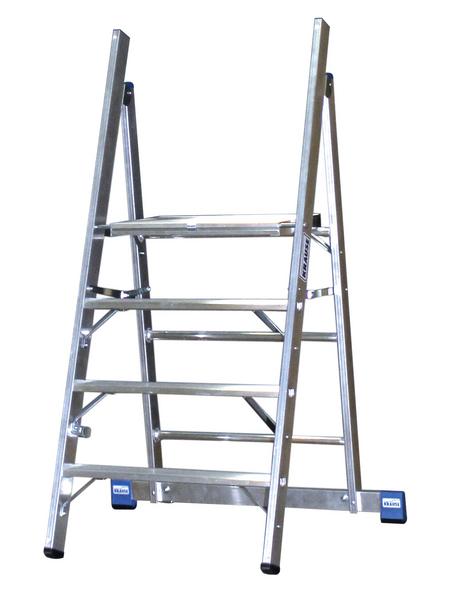 KRAUSE Tritt »MONTO«, Anzahl Stufen: 4, bis 150 kg