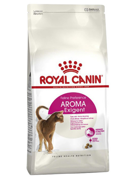 ROYAL CANIN Trockenfutter »FHN Aroma Exigent«, 2 kg