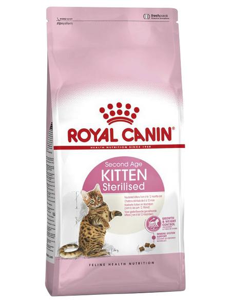 ROYAL CANIN Trockenfutter »FHN Kitten Sterilised«, 2 kg