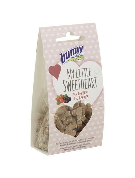 BUNNYNATURE Trockenfutter »My Little Sweetheart«, für Nagetiere, Waldfrucht, 30 g