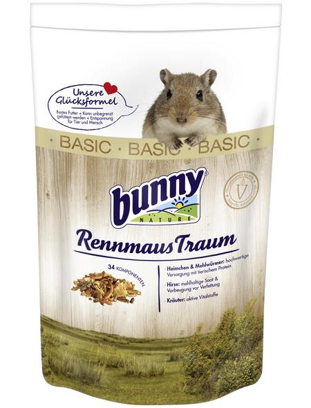 BUNNYNATURE Trockenfutter »Rennmaus Basic«, für Rennmäuse