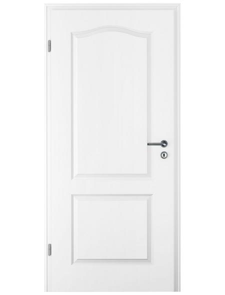 TÜRELEMENTE BORNE Tür »Prestige Weißlack«, Anschlag: links, Höhe: 198,5 cm