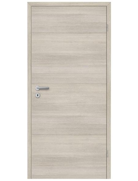 TÜRELEMENTE BORNE Tür »Standard CPL Lärche cashmere Q«, Anschlag: rechts, Höhe: 198,5 cm