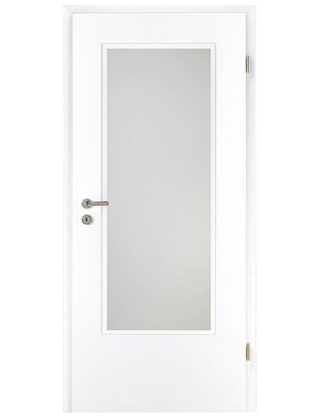 TÜRELEMENTE BORNE Tür »Standard CPL mit LA«, Anschlag: rechts, Höhe: 198,5 cm