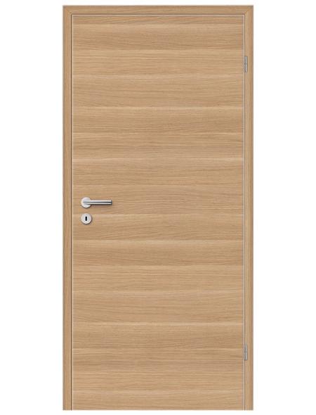 TÜRELEMENTE BORNE Tür »Standard CPL Sonneneiche Q«, Anschlag: rechts, Höhe: 198,5 cm