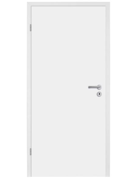 TÜRELEMENTE BORNE Tür »Standard CPL weiß«, Anschlag: links, Höhe: 198,5 cm