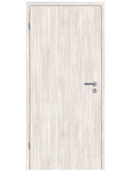 TÜRELEMENTE BORNE Tür »Standard Dekor «, Anschlag: links, Höhe: 198,5 cm