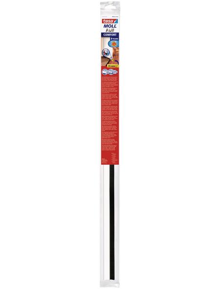 TESA Türdichtschiene, BxL: 40 mm x 1 m, Kunststoff
