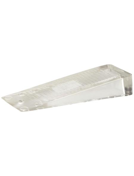 ANSAPRO Türkeil, Kunststoff, transparent, matt