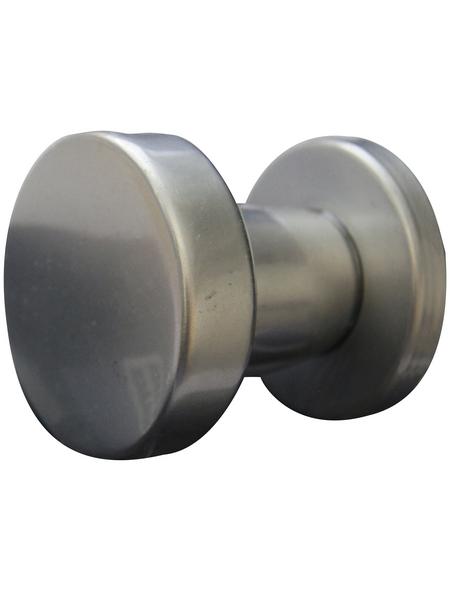 ALPERTEC Türknopf, Aluminium