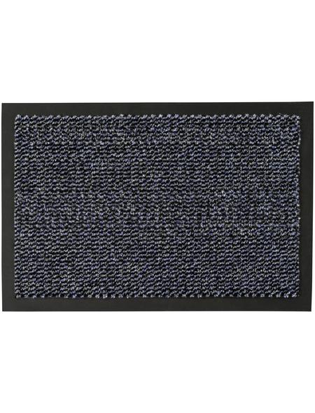 Astra Türmatte, Achat, Blau, 80 x 120 cm