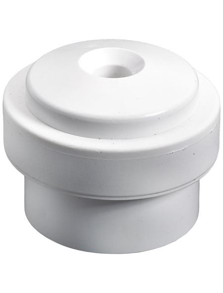 HETTICH Türstopper, Kunststoff, weiß, Ø 35 x 30 mm, 2 St.