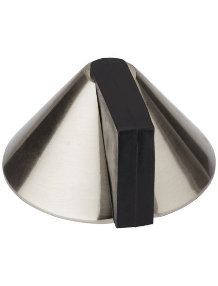 HETTICH Türstopper, Stahl, silber, Ø 47 x 25 mm