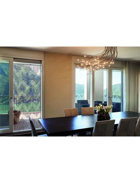 CONACORD Türvorhang, braun/beige, Bambus