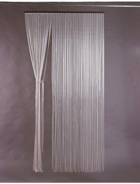 EXPLORER Türvorhang, Breite: 100 cm, transparent