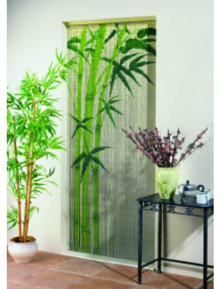CONACORD Türvorhang, bunt, Bambus