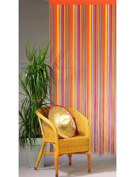 CONACORD Türvorhang, bunt, Polyester