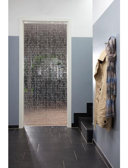 CONACORD Türvorhang, transparent, Kunststoff