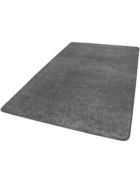 LUXORLIVING Tuft-Teppich »Fondi«, BxL: 133 x 190 cm, grau