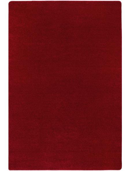 LUXORLIVING Tuft-Teppich »Fondi«, BxL: 160 x 240 cm, rot