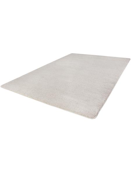 LUXORLIVING Tuft-Teppich »Fondi«, BxL: 67 x 140 cm, creme