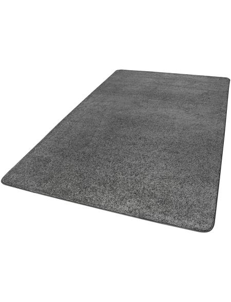 LUXORLIVING Tuft-Teppich »Fondi«, BxL: 67 x 140 cm, grau