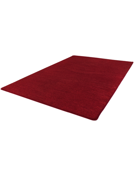 LUXORLIVING Tuft-Teppich »Fondi«, BxL: 67 x 140 cm, rot